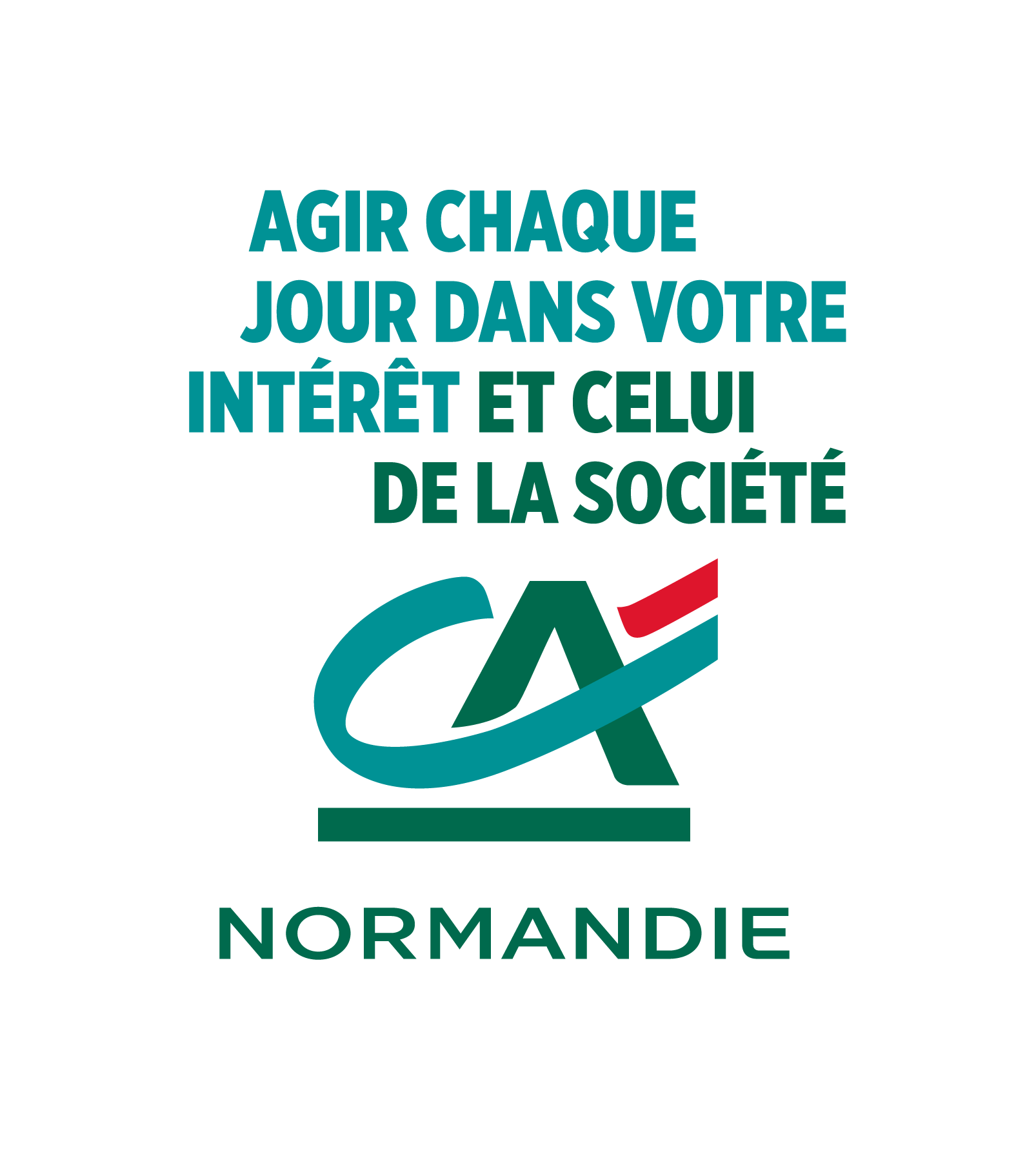 Credit Agricole Normandie Logo