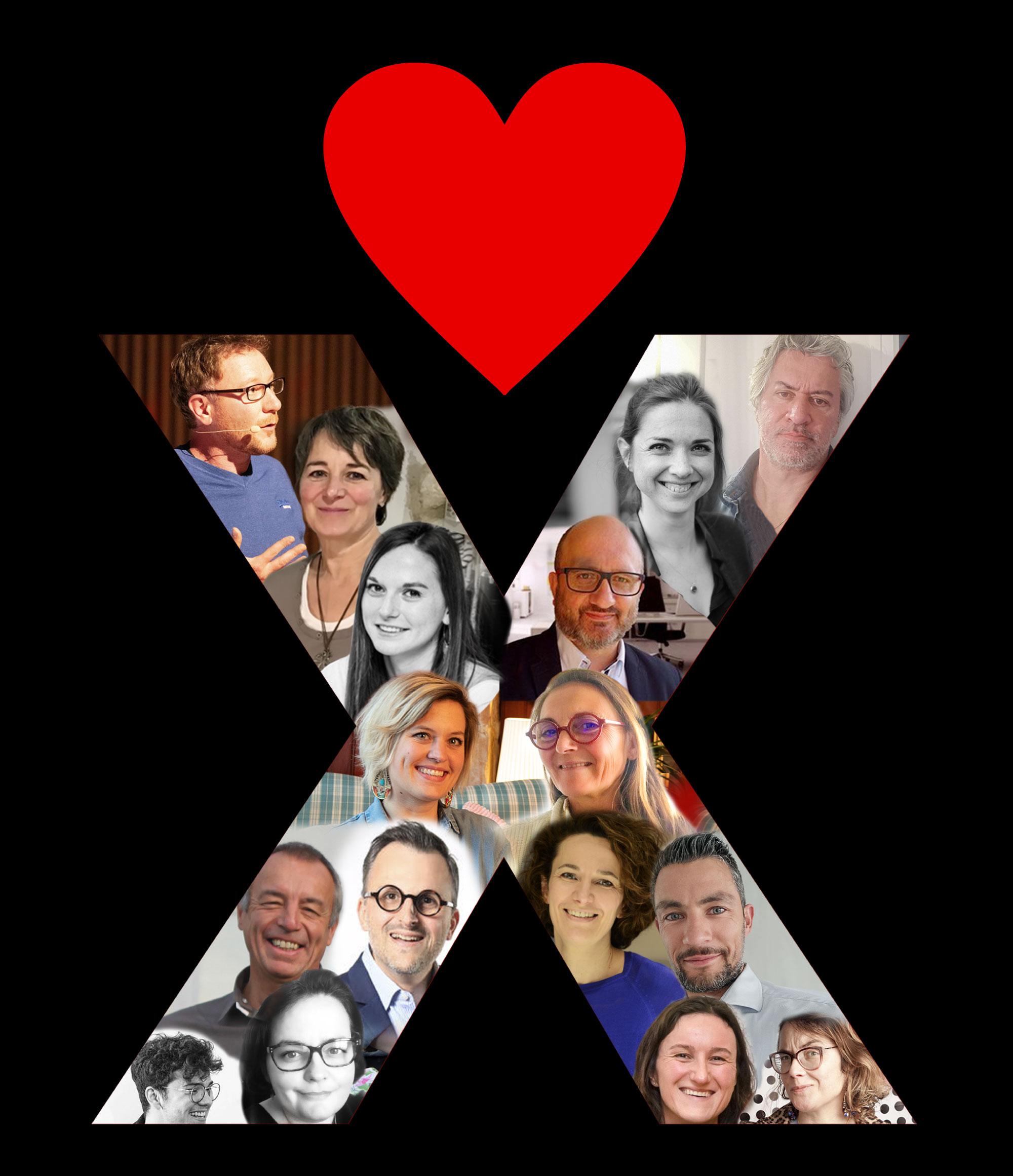 Bénévoles - TEDxCaen